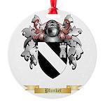 Plunket Round Ornament