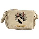 Plunket Messenger Bag