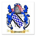 Plumptre Square Car Magnet 3