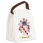 Plumly Canvas Lunch Bag