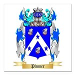 Plumer Square Car Magnet 3