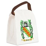 Plume Canvas Lunch Bag