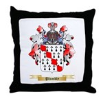 Plumbly Throw Pillow