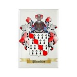 Plumbley Rectangle Magnet (100 pack)