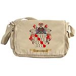 Plumbley Messenger Bag