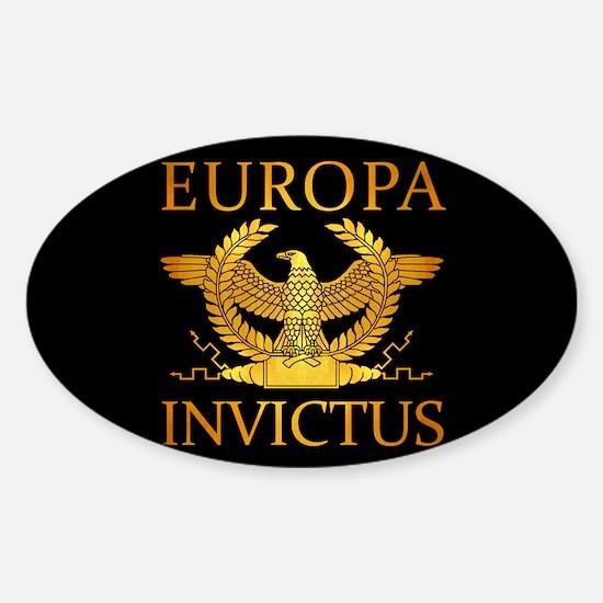 Europa Invictus Decal