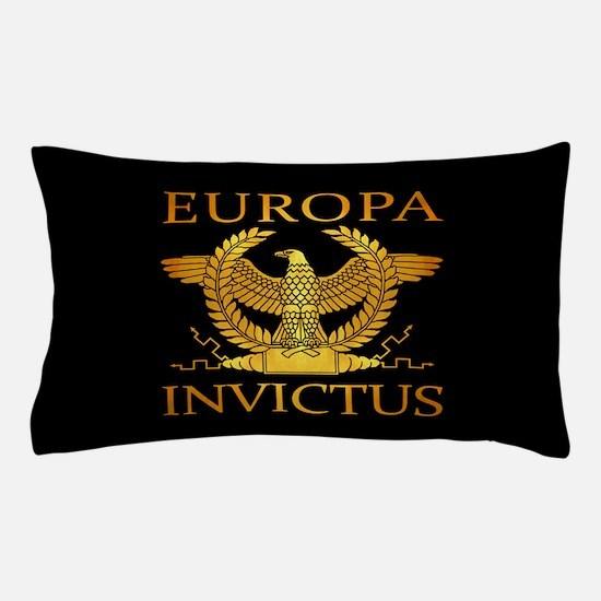 Europa Invictus Pillow Case