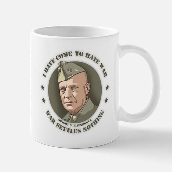 Eisenhower -War Mug