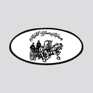 Hold Your Horses Patch