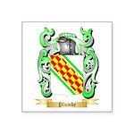 Plumbe Square Sticker 3
