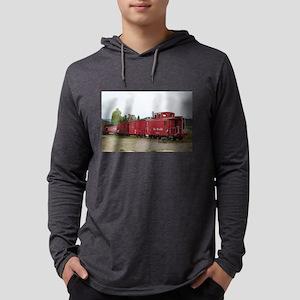 Steam train carriage accommoda Long Sleeve T-Shirt