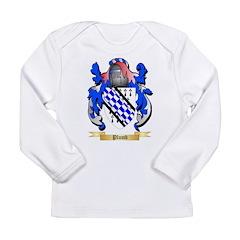 Plumb Long Sleeve Infant T-Shirt