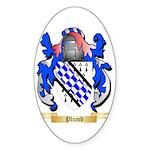 Plumb Sticker (Oval 10 pk)