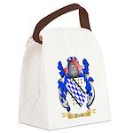 Plumb Canvas Lunch Bag