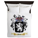 Plues Queen Duvet