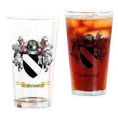Plucknett Drinking Glass