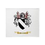 Plucknett Throw Blanket