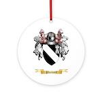 Plucknett Round Ornament