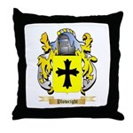 Plowright Throw Pillow