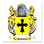Plowman Square Car Magnet 3