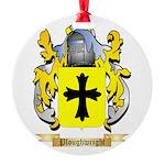 Ploughwright Round Ornament