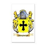 Ploughwright Rectangle Car Magnet