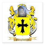 Ploughwright Square Car Magnet 3