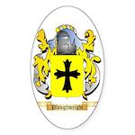 Ploughwright Sticker (Oval 50 pk)