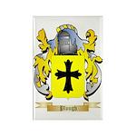 Plough Rectangle Magnet (100 pack)