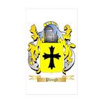 Plough Sticker (Rectangle 50 pk)