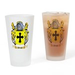 Plough Drinking Glass