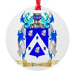 Plomer Round Ornament