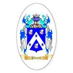 Plomer Sticker (Oval 50 pk)