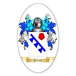 Plenty Sticker (Oval 50 pk)