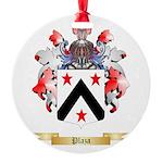 Plaza Round Ornament
