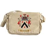 Plaza Messenger Bag