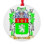 Playford Round Ornament