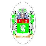Playford Sticker (Oval 50 pk)