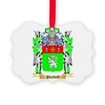 Playford Picture Ornament