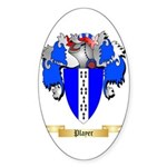 Player Sticker (Oval 50 pk)