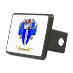 Player Rectangular Hitch Cover