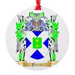 Platzer Round Ornament