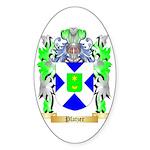Platzer Sticker (Oval 50 pk)