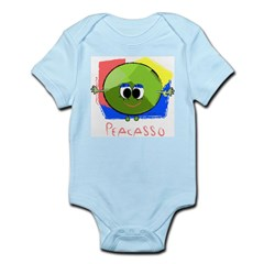 Peacasso Infant Creeper