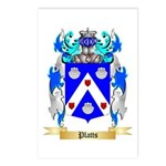 Platts Postcards (Package of 8)