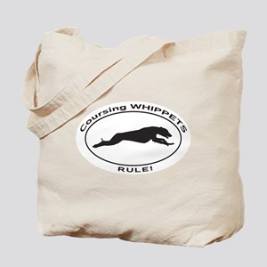 WHIPPET Coursing Tote Bag