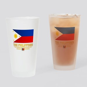 The Philippines Drinking Glass