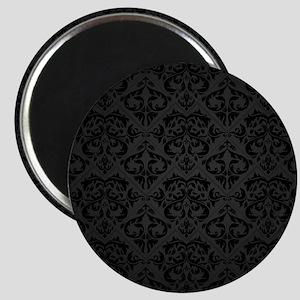 Elegant Black Magnets