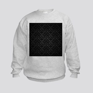 Elegant Black Sweatshirt