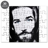 Face of jesus christ Puzzles